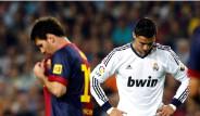 Messi: 2 - Ronaldo: 2