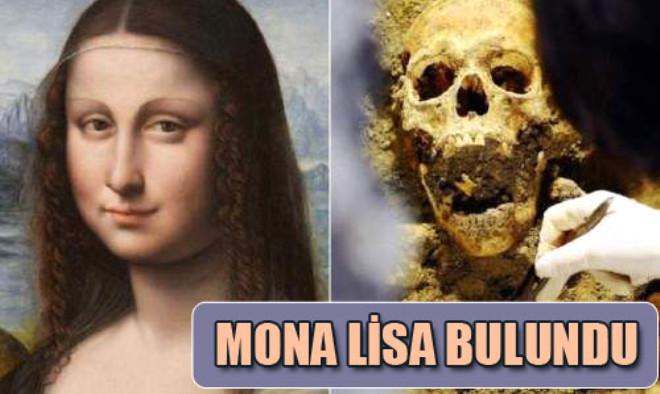 Mona Lisa'nın Cesedine Ulaştılar