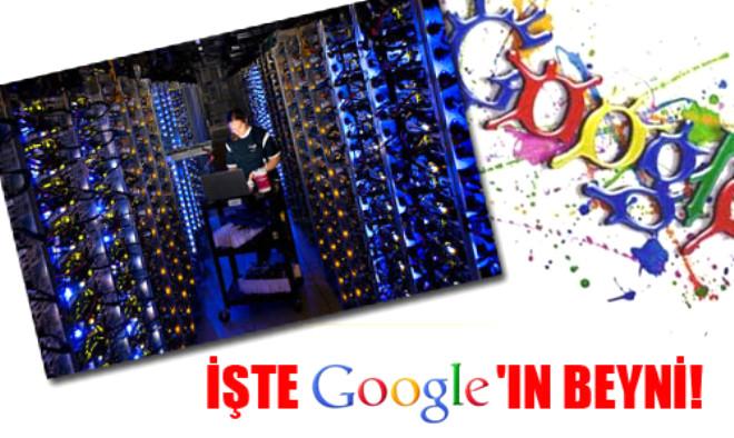 İnternet Devi Google'ın Beyni!