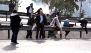 BDP'li Gruba Polis Müdahale Etti