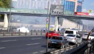 Bakırköy E-5'e Ses Bombaları Atıldı