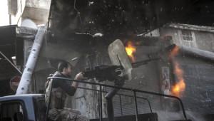 Suriye'deki Savaşın Kanlı Yüzü