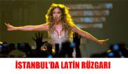 Jennifer Lopez İstanbul'u Büyüledi