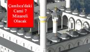 Türkiye'nin İlk Yedi Minareli Camii