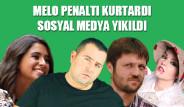 Melo Penaltı Kurtardı Sosyal Medya Yıkıldı