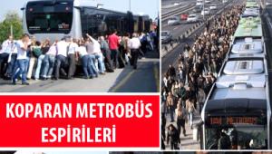 Kopartan Metrobüs Espirileri