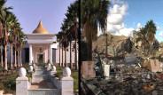 Kaddafi'nin Sarayı İlk Defa Görüntülendi