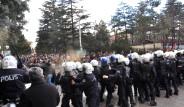Öğrencilere Biber Gazlı Müdahale