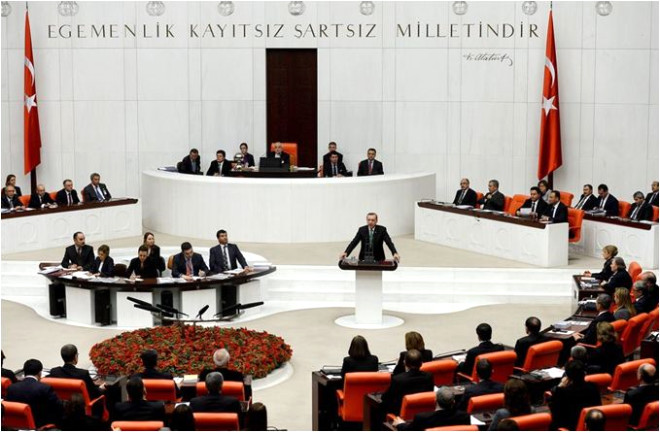 Erdoğan'dan Muhalefete Jest