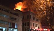 İstanbul İl Milli Eğitim Müdürlüğü'nde Yangın
