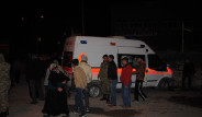 13 Asker Bir Ambulansa Binerse