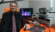 Türkiye'nin İlk Minyatür Kızılötesi Kamerası