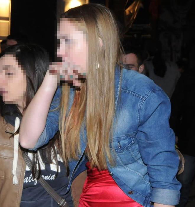 Rus Kadın İçin Birbirlerine Girdiler