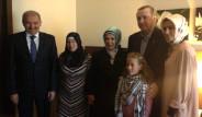'Cesur Kız' Erdoğan'la Kahvaltı Yaptı