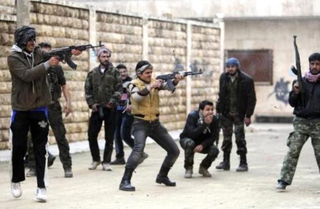 Suriye'de Savaş ve Oyun İç İçe