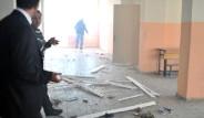Cizre'de Okula Bombalı Saldırı