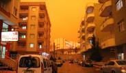 Mardin'de Gündüz Geceye Döndü