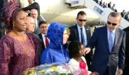 Başbakan Erdoğan Senegal'de