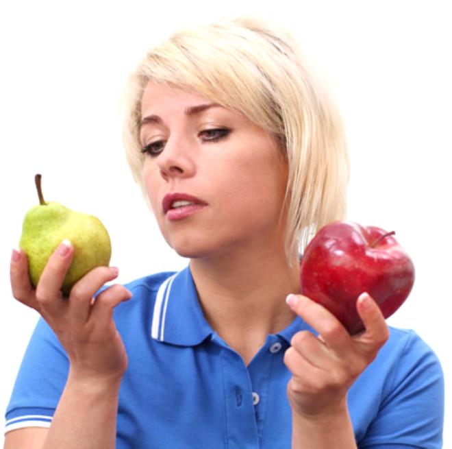 İşte meyvelerin 100 grama karşılık gelen kalori değerleri...
