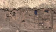 Uydudan Görüntülenen Gizemli Binalar
