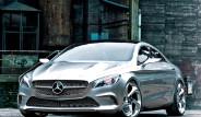 CLS'nin Küçük Kardeşi Mercedes