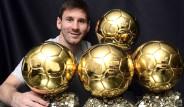 'Altın Top' Ronaldo'nun Muydu?