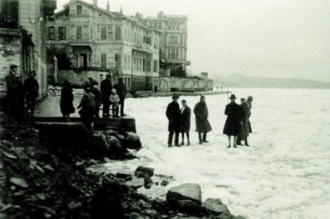 İstanbul'un En Soğuk Kışları