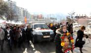 Öldürülen 3 PKK'lının Cenazeleri Defnedildi