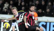 Gaziantepspor - Fenerbahçe: 2-1