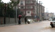 Şiddetli Yağmur Muğla'yı Vurdu