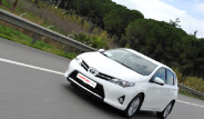 Yeni Toyota Auris Bu Şubatta Yollarda