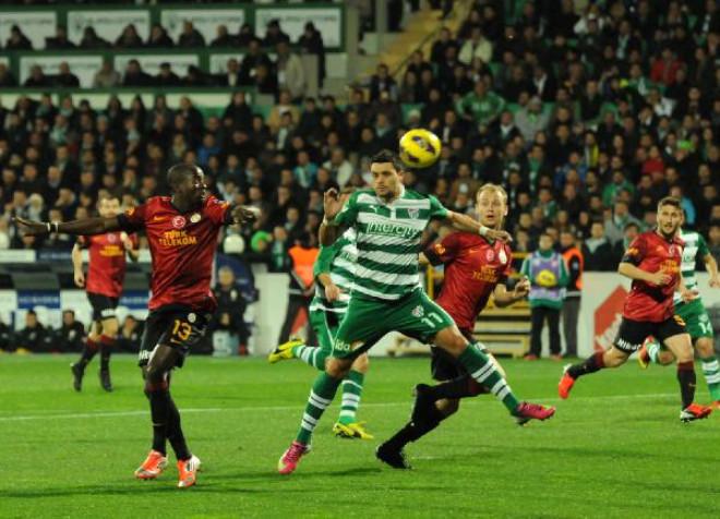 Galatasaray'a Bursa Engeli