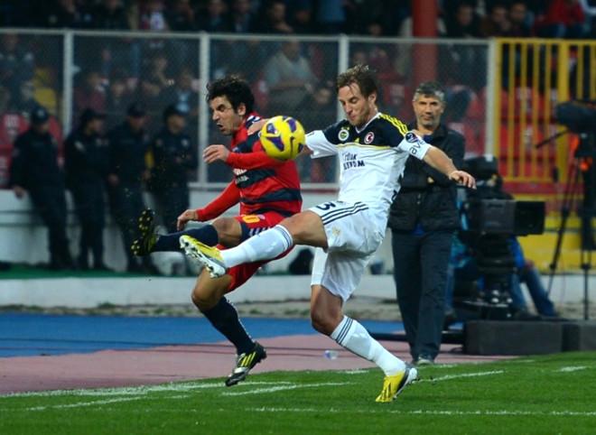 Mersin İdmanyurdu - Fenerbahçe Maçı