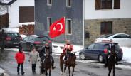 'Türksüz Türk Köyü'nde Karnaval Coşkusu