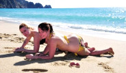 Alanya'da Plaj Keyfi
