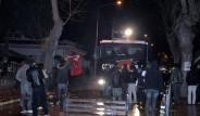 BDP'liler Sinop'tan Panzerle Çıktı