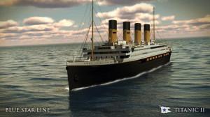 İşte Karşınızda Titanic 2