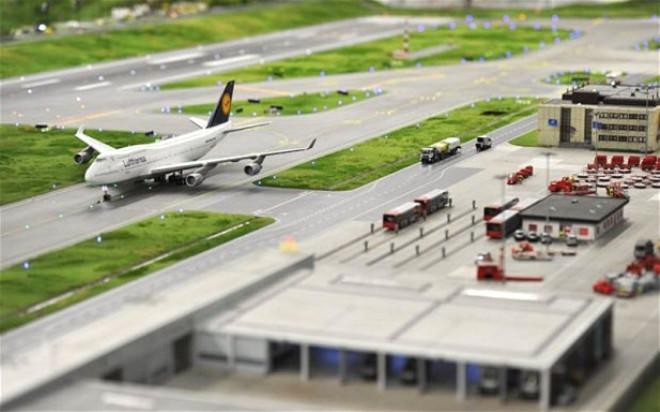 Dünyanın En Büyük Maket Havaalanı