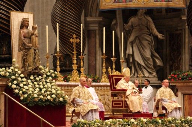 Papa'ya Erkeklik Kontrolü