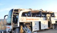Yolcu Otobüsü Devrildi: 7 Ölü, 10 Yaralı