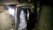 Gazze Tünellerinden 'Gelin' Geçti