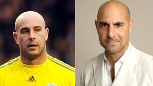 Ünlülerin Futbolcu Benzerleri