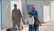Suriyeli Çerkezler Türkiye'ye Sığındı