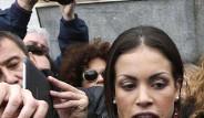 'Berlusconi ile ilişki yaşamadım'