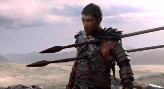 Spartaküs'ün Ağlatan Vedası