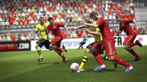 Ea Sports, FIFA 14'ün Görüntülerini Yayınladı