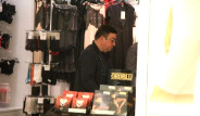 İç Çamaşırı Mağazasında Yakalandı