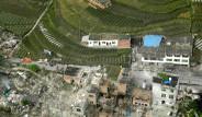 Çin'deki Deprem Faciasının İlk Resimleri