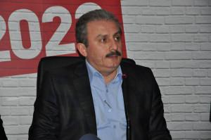 AK Parti Genel Başkan Yardımcısı ve İstanbul Milletvekili Prof. Dr. Şentop Açıklaması
