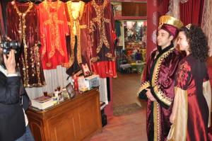 Osmanlı Modasını Fırsata Çevirdi